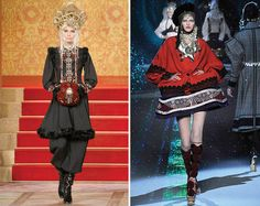Posts about Russian Traditional Clothing written by Astrid Turkish Fashion, Russian Fashion, Ethnic Fashion, Russian Style, Modcloth, Fashion Outfits, Fashion Trends, Punk, Style Inspiration