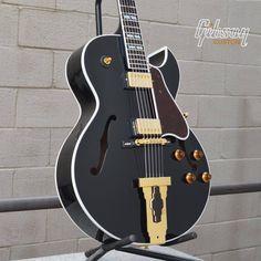 #Gibson L-4 Mahogany in Ebony.