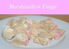 Marshmallow fudge recipe