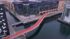 4   This Bright Orange Skyway Is Copenhagen's Newest Bike Lane   Co.Exist   ideas + impact