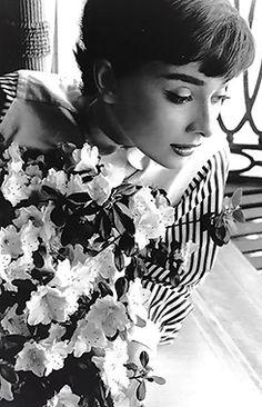 Audrey Hepburn. Such a classic beauty.