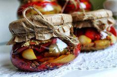 Mery13: Nakladaná pečená paprika ...