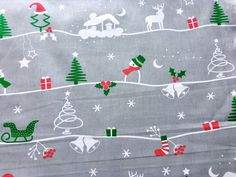Christmas Fabric, Snowmen, Fabrics, Kids Rugs, Etsy Shop, Group, Business, Unique Jewelry, Board