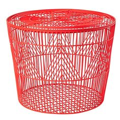 Lg Wire Bin on Sale $55 other colors avail Storage_Good_Vibe_Sml_PI_368514_LL