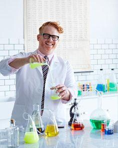 Professor Figgy's Glow Slime! | Sweet Paul