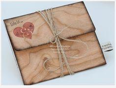 stampin up kleiner wortschatz karte hochzeit wedding card herzen, Einladung