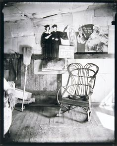 Walker Evans - A Miner's Home, West Virginia  Art Experience NYC  www.artexperiencenyc.com