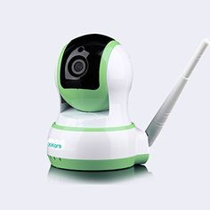 Xkora HD IP/Network, Wireless, Surveillance, security camera, Pan & Tilt with two-Way Audio, Night Vision, Video Record and Motion Detection for Baby, Home Security Via Remote Control (Green) Xkora http://www.amazon.com/dp/B017OCZJES/ref=cm_sw_r_pi_dp_1M2Ewb11PAB1H