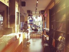 my favorite record shop... by slightly everything, via Flickr