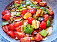 Schnelles Gemüse aus der Bratpfanne - Rezept - kochbar.de