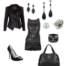 A night on the town? Perfect outfit.