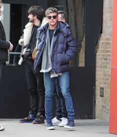 December 13: Niall out in NYC