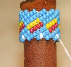 spiral peyote stitch tutorial - Google Search