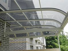 Cheap Waterproof polycarbonate canopy rain awning with uv-coatpolycarbonate solid sheet Outdoor Awnings Window Door and Porch Awnings Custom & Polycarbonate awning for #doors#windows #Awnings #Canopy ...