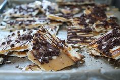 Matzo Croccante | (Sweet Eats) | Pinterest