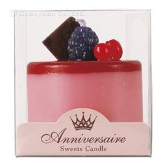 Sweet Candle: Wildberry cake