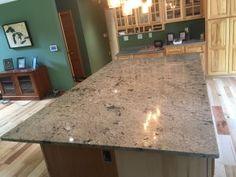 Pro #4473824   Granite Countertops   West Olive, MI 49460 Granite Countertops, Kitchen Island, Marble, Home Decor, Granite Worktops, Island Kitchen, Marbles, Interior Design, Home Interior Design