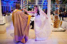 Munaluchi Bride Magazine   Nigerian Yoruba Russian Wedding   African Wedding   Multicultural Wedding   Real Weddings