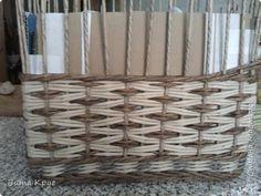 minta Мастер-класс Плетение Узор ВиТТаС -  Бумага газетная Трубочки бумажные фото 1