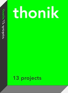thonik by you // www.thonikbyyou.com