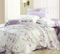 Love Rose Silky Tencel Winter Comforter - Tencel Comforters - Comforter