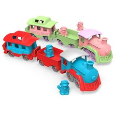 Green Toys Eisenbahn – Pink | Your #1 Source for Toys and Games