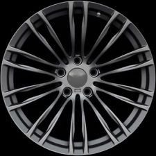 19 M5 STYLE STAGGERED MATTE GUNMETAL WHEELS RIMS FIT BMW M3 2000+ F30 328 335