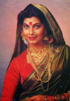 #maharashtrian MY MARATHI CINEMA मराठी चित्रपट: kimi katkar