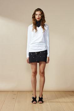 RUBY No Drama Longsleeve & Frances Star Miniskirt