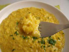 Receta Plato : Risotto cuatro quesos por Cocinar es ponerse