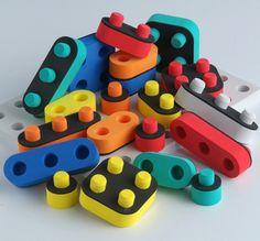 Educational toy [B-BLOCK]