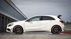 Mercedes A45 Amg, Mercedes Car, Classe A Amg, Mercedes A Class, Ford Mustang Car, Benz Car, Dance Pictures, Amazing Cars, Peugeot
