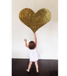 Heart Piñata from etsy.com