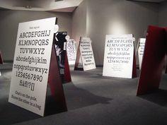 'Types We Can Make' exhibition at MIT Museum, USA | Art | Wallpaper* Magazine #interiorarchitecture