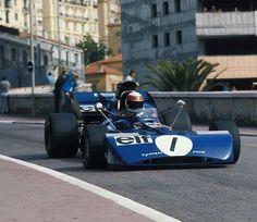 #PortHercule #F1 1972: Monaco Grand Prix, Jackie Stewart (Tyrrell) 14.05.1972 #Formula1 #FormulaOne #FIA #GP #GrandPrix #Monaco #MonteCarlo #Tyrrell #JackieStewart #1972 #Retrof1 by retroraces from #Montecarlo #Monaco