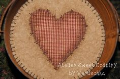 Atelier Sweet Country: I like the stitching around the heart
