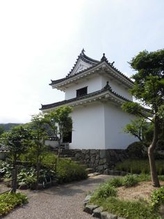 大洲城 三の丸南隅櫓 2015.06.15