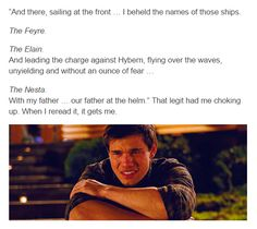 If asked when I sobbed the most, it was at this. The Rhys death scene was more screaming and thrashing