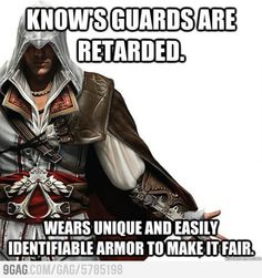 Good Guy Ezio