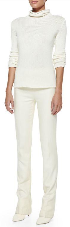 Ralph Lauren Bradford Slim Wool Pants