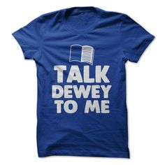 Talk Dewey To Me #Books