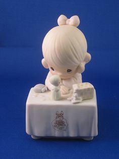 $25.00 My Happiness - Precious Moment Figurine