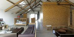 Antiguo Granero rehabilitado por Carl Turner Architects