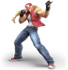 Gotta Smash 'em all! - When Nintendo announced that the Switch version of Smash Bros. would be called Super Smash Bros. Super Smash Bros Characters, Nintendo Super Smash Bros, Nintendo Characters, Terry Fatal Fury, Terry Bogard Fatal Fury, Terry Bogard Smash, Capcom Vs Snk, Will Terry, Snk King Of Fighters
