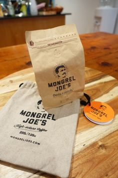 Mongrel Joe's High-Octane Coffee  http://missdissent.livejournal.com/639260.html