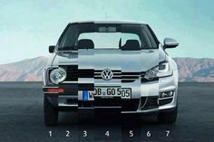 """Return to sparkling VW adverts"" KB GOLF model mk 1 2 3 4 5 6 7 . Golf Gti R32, Gti Mk7, Best Small Cars, Volkswagen Golf Mk1, Diesel Cars, Thing 1, Vw Cars, Bmw, Car Wheels"