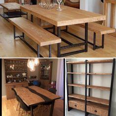 Shelving, Corner Desk, Furniture, Home Decor, Projects, Corner Table, Homemade Home Decor, Shelves, Decoration Home