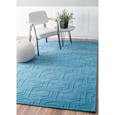 area rug option for living or dining room