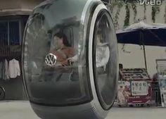 2012: l'auto volante