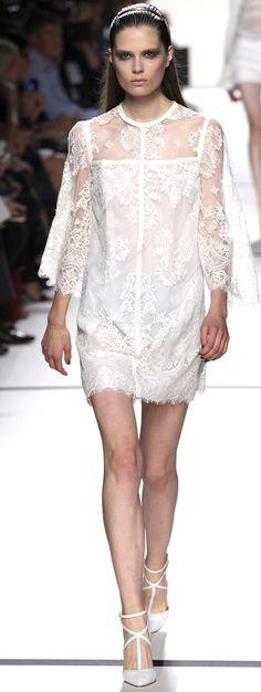 Elie Saab Ready To Wear Spring 2014